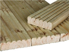 Reject Chunky Discount Decking (100mm x 32mm)