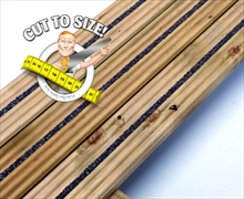 Anti slip decking boards cut to size edecks anti slip for Cheap decking boards uk