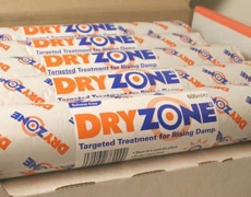 DryZone Damp Proofing Cream (600ml x 5 Tubes)