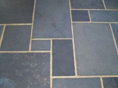 Indian Stone Paving Samples
