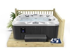 Hot Tub Deck Kits