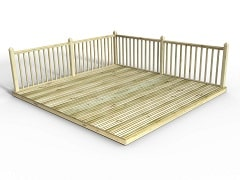 Anti Slip Decking Kits