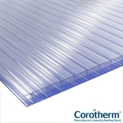 Clear 16mm Triplewall Polycabonate Sheets