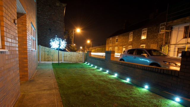 Decking lights shop garden lighting ideas edecks for Garden decking lights uk