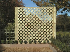 Heavy Duty Diamond Lattice Trellis