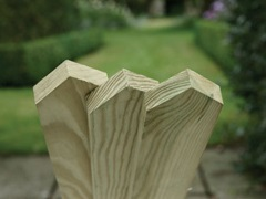 Treated Picket Boards