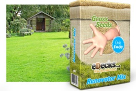 eDecks Renovator Grass Seed Mixture