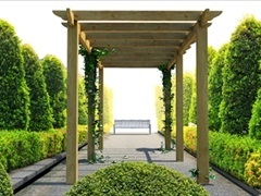 Pergola Walkways