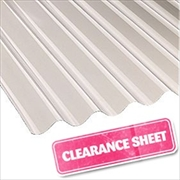 Clearance Sheets