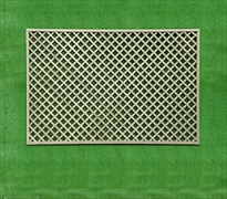 Diamond Lattice Trellis