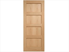 Contemporary Oak Doors