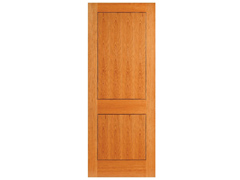 Oak Inlay Doors