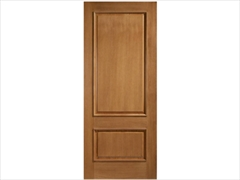 Europa Oak Stile & Rail Doors