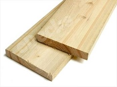 Timber Gravel Boards