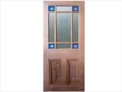 Nostalgia Pitch Pine Doors