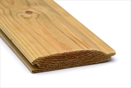 Treated & Untreated Timber Claddings