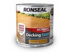 Softwood Decking Treatments