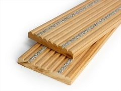 Anti Slip Decking Samples
