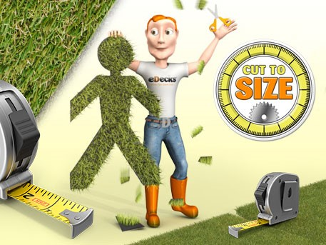 Cut To Size Artificial Grass