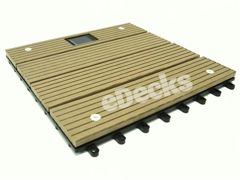 Decking Tiles With Lights