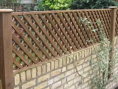 Trellis Fencing On Sale