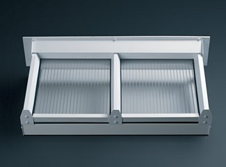 Polycarbonate Self Support Range