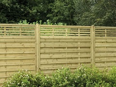 Elite Slatted Top Panels