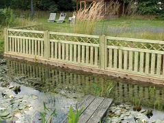 Border & Decking Panels