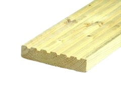 Reject Decking Softwood