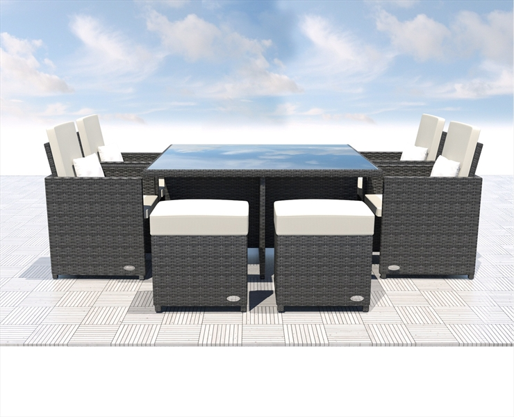 London Rattan Furniture Napoli Garden Furniture EDecks
