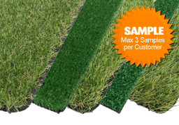 eDecks Artificial Grass Samples