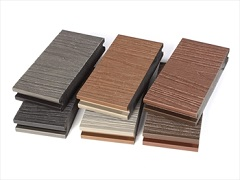 Composite Decking Board Samples